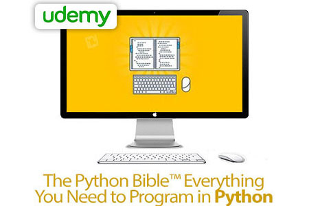 The Python Bible: Python Programming Learning